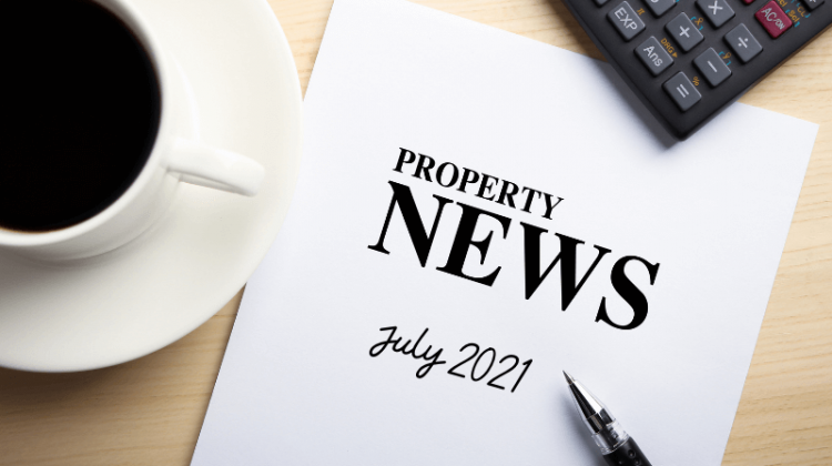 Property Market Update: What's Been Happening In The UK Property Market July 2021